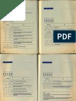 Manual Escort MK4 - Lubrificação e Manutenção