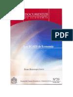 ECAES ECONOMIA colombia