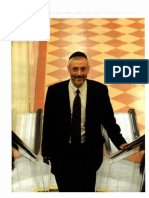 Mishpacha Magazine - Dovid Zwiebel profile