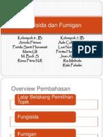 Fungisida Dan Fumigan