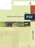 Monitoreo Del Cultivo de Coca 2008