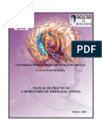 Manual Practicas Fisiologia Animal