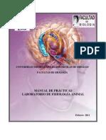 Manual Practicas Fisiologia Animal