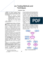 Software Testing Methods