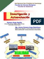 C15 INVESTIGACIÓN Y AUTOEVALUACIÓN UNIVERSITARIA