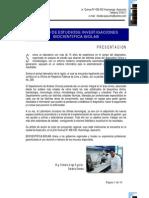 """CENTRO DE INVESTIGACIONES """"BIOCIENTÍFICA"""" BIOLAB"""