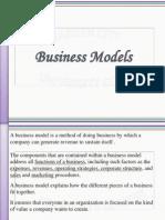 Business Models 1