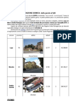 programma prevenzione sismica Emilia Romagna (annualità 2010)