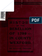 Wexford Rebellion (Taylor) 1907