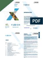 Plan Evolución Fuxion 2012