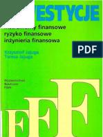 Jajuga Krzysztof i Teresa - Inwestycje Edit