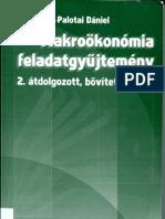 Misz József, Palotai Dániel - Makroökonómia feladatgyűjtemény