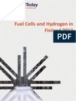 Fuel Cells and Hydrogen in Finland
