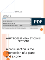 Conic Section Ppt