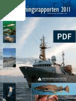 Havforskningsrapporten 2011