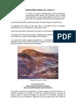 San Fco Asis - Consideraciones Sobre Las Llagas