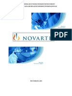 Proiect Management Strategic Compania Novartis