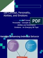Org Behavior
