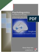 Psycho Linguistics' Reflection
