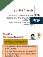 Tred1 Church History (Part1)