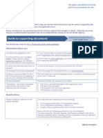Supporting Documents Guidance - Tier 1 (Post-Study Work) (12:10:2011)