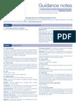 VAF9-Guidance (March 2009)