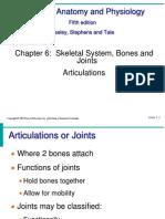 Ch6 Skeletal System II