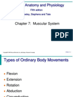 Ch7 Skeletal Muscles III