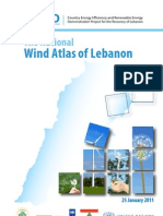 National Wind Atlas Report