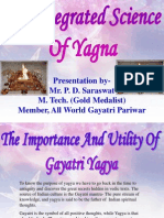 Integrated Science of Yagna