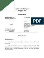 Succession Suplemental Cases