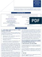 BRP(RC) Guidance Notes (April 2011)