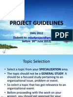 Project GL MBA4