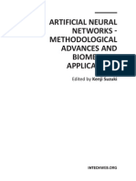 Artificial Neural Networks - Methodological Advances and Bio Medical Applications