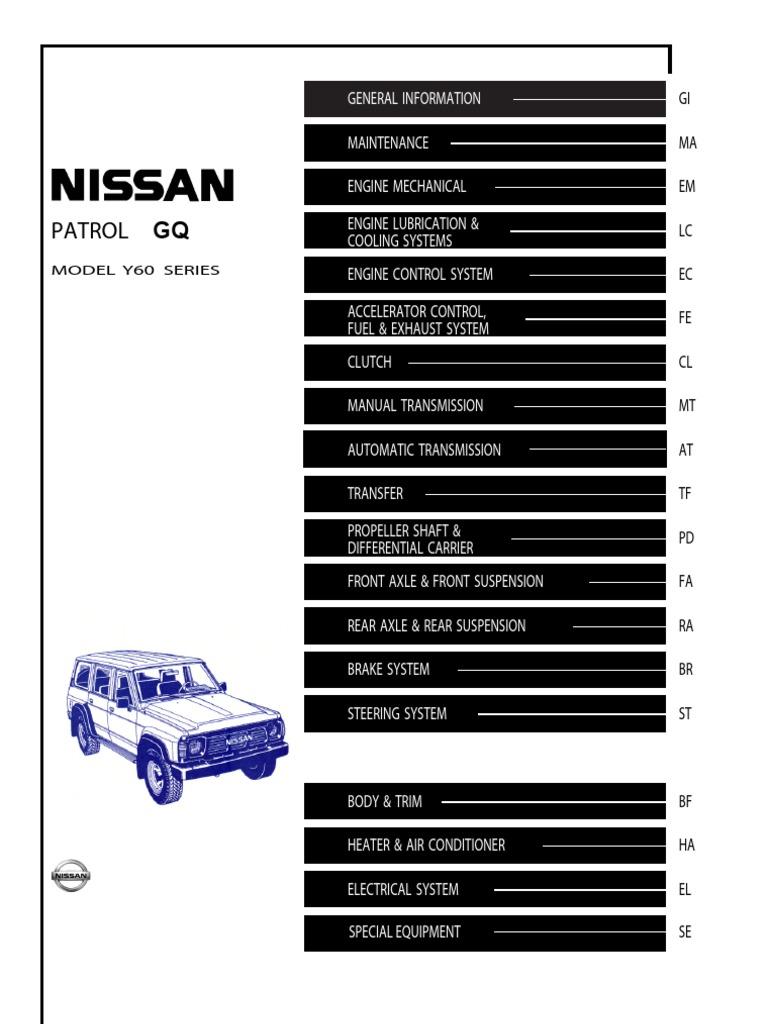 td42 manual service product user guide instruction u2022 rh testdpc co nissan td42 engine manual pdf nissan patrol td42 workshop manual