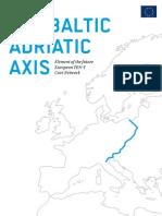 BMVIT_Study of the Baltic-Adriatic Axis