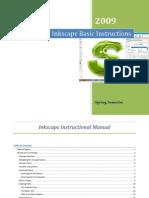 Inkscape Basic Instructions