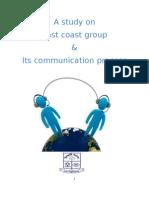 Communication Process of ECG..