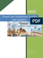 travel lane destination services new