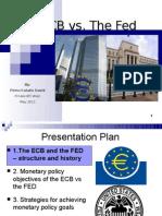 ECB vs FED Monetary Policy (2011)