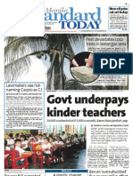 Manila Standard Today - June 4, 2012 Issue
