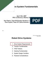 2007CON Drive Systems Copioli