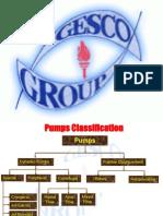 Presentation Pumps