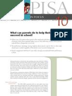 OECD 2011 Pisa Informe Familia