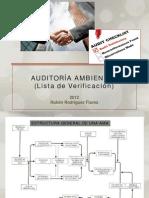 Auditoria Checklist)