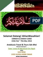 Panduan Melaksanakan Ibadat Haji Dan Umrah