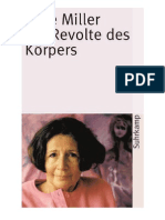 Alice Miller - Die Revolte Des Koerpers