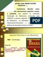 1. POLÍTICAS DE INCLSÃO ESCOLAR