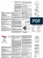 525d Manual Instalare Detector Paradox Cu Microunde