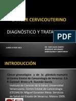 Cancer Cervicouterino Dxtx Lunes